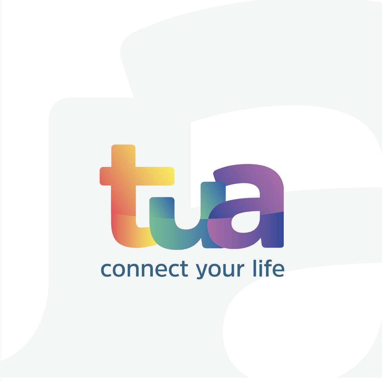 Logo TUA colori